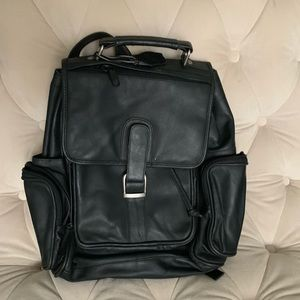 Handbags - 100% Leather Backpack (South America) - NEW!